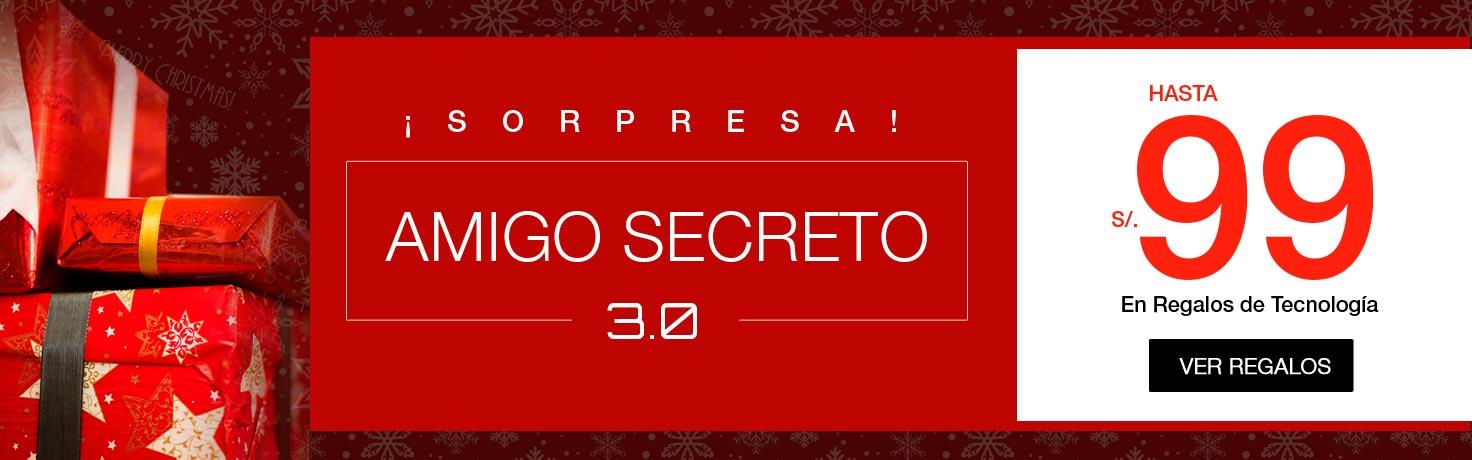 Amigo Secreto 2.0 - Loginstore.com