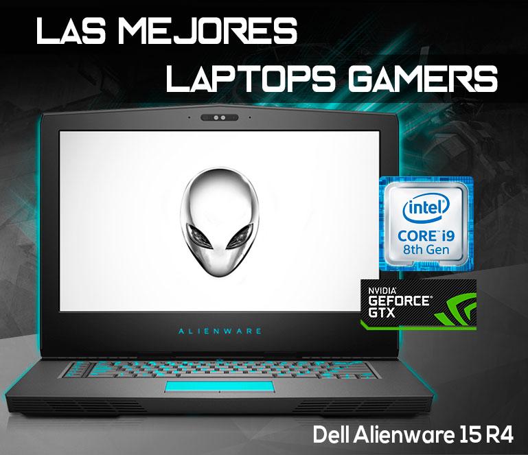 Las mejores laptops gamers