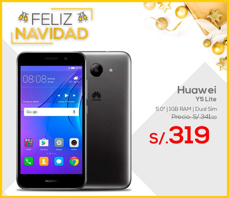 Smartphone Huawei Y5 Lite 2018, 5.0