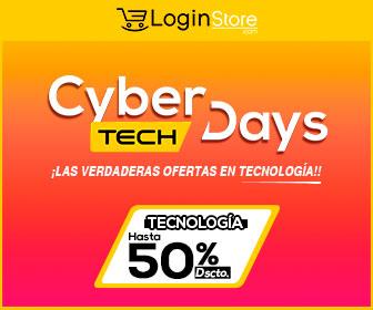 Ofertas hasta 40% de descuento en tecnología Loginstore.com