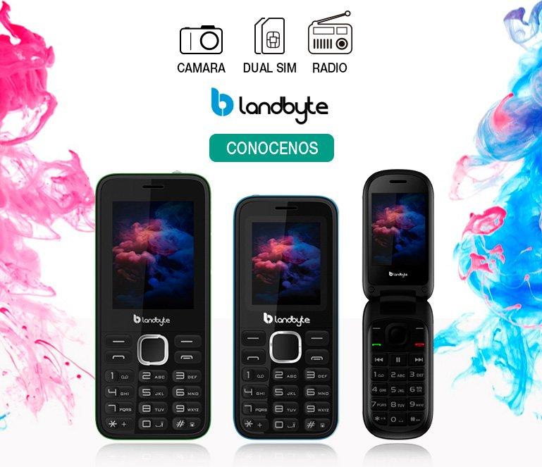 celular landbyte - Loginstore.com