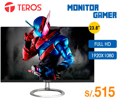 monitor gaming teros full hd