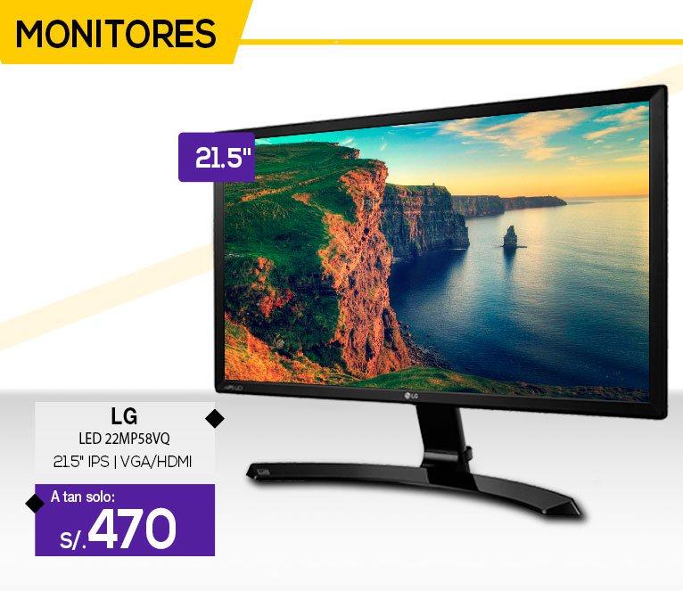 monitores - Loginstore.com