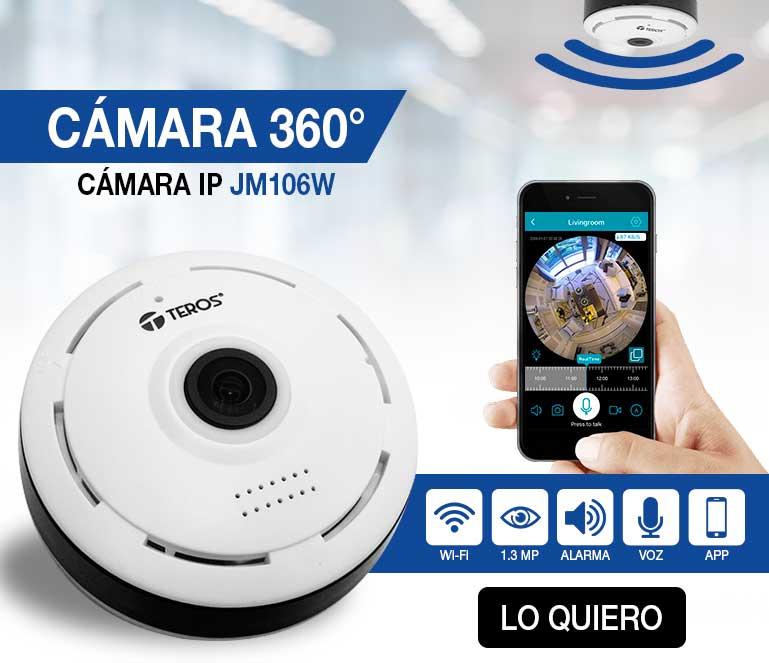 camara 360  - Loginstore.com