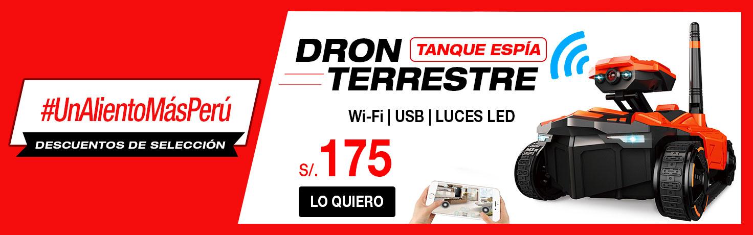 Dron Terrestre - Loginstore.com