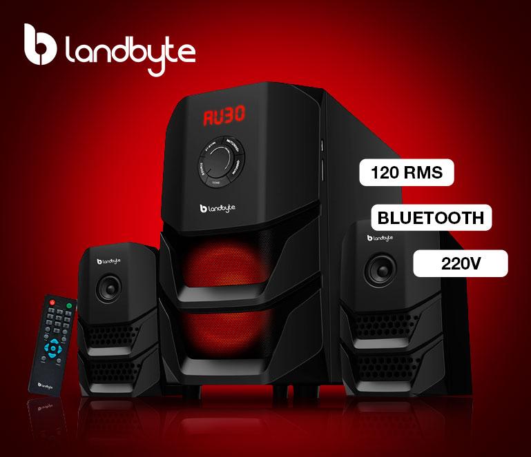 Parlantes Landbyte - Loginstore.com