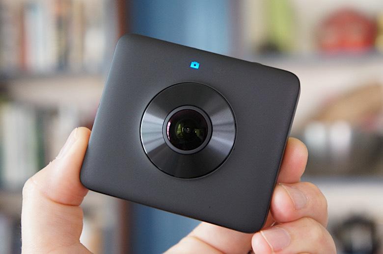 Cámara Xiaomi Mi Sphere camera Kit, 23 88 MP, video 3 5k, imagen 7K, WiFi,  Recargable