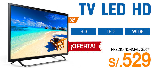 televisor advance 32 pulgadas hd