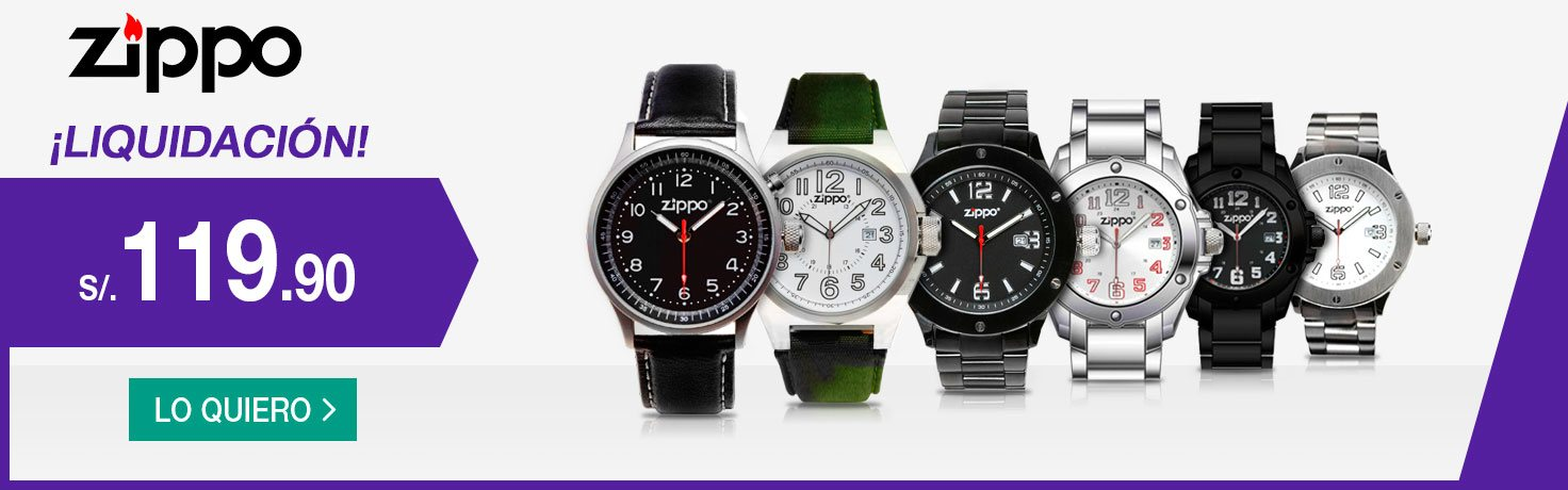 relojes  - Loginstore.com